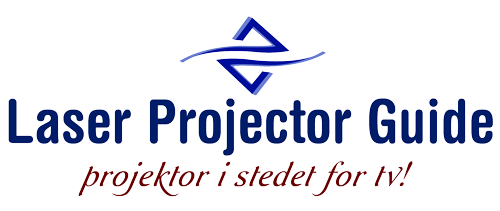 projektor i stedet for tv!