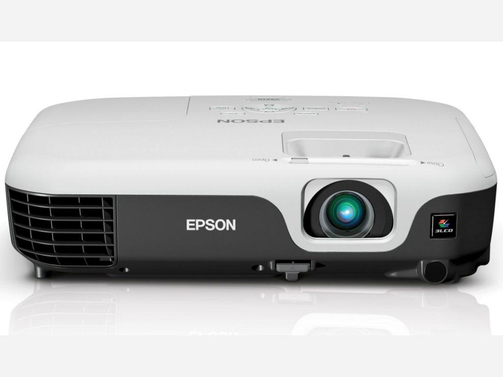 Epson laser projektor til hjemmebiografen