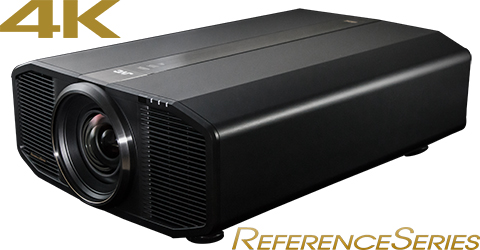 JVC 4K projektor pris