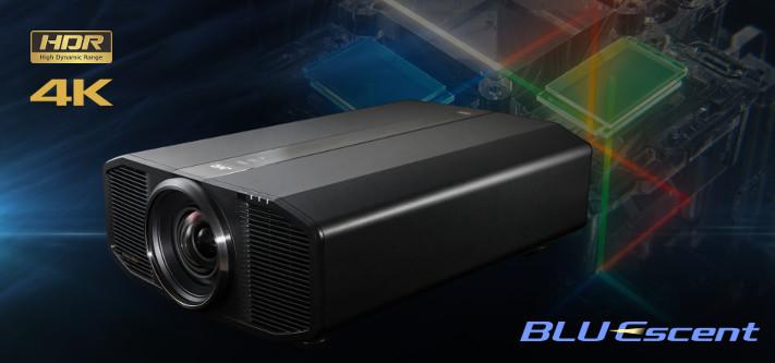 JVC DLA-RS4500 4K projektor