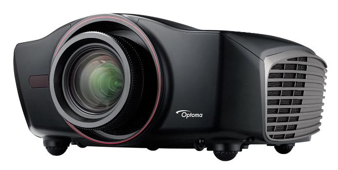 Den lækre projektor fra Optoma