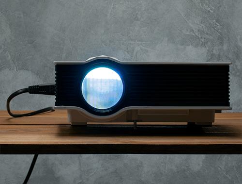lamper laserprojector